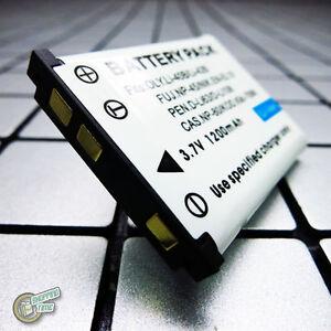 LI-40B/42B/LI40B/LI42B Battery for Olympus FE-320/330/340/350/360/4000/4010/4030