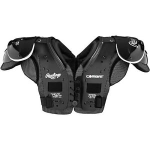 Two Sets of Football Shoulder Pads - Clean and New Condition