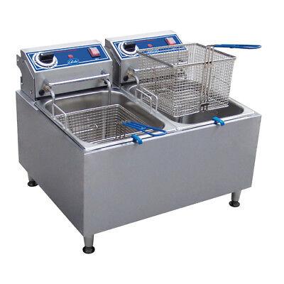 Countertop Fryer - Electric 32 Lb. Oil Capacity