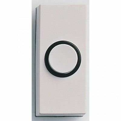 "Friedland D814 ""Sesame"" Wired Door Bell Push"