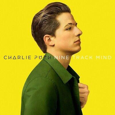 Charlie Puth   Nine Track Mind  New Cd  Uk   Import