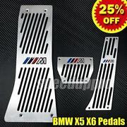 BMW x5 Pedals