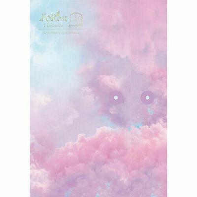 BTOB SEO EUNKWANG FOREST:ENTRANCE 1st Mini Album LIGHT CD+POSTER+P.Book+Card+etc