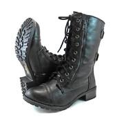 Womens Military Combat Boots