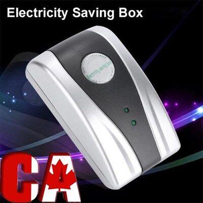 Eco Watt365 Power Saver Electric Energy Saving Box Uk Us Eu Plug Device 90V 250V