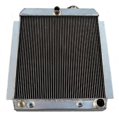 2 ROW Performance Aluminum Radiator fit for Chevy Truck 1948-1954 AT MT New