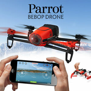 Parrot Bebop drone  red  *Brand New*