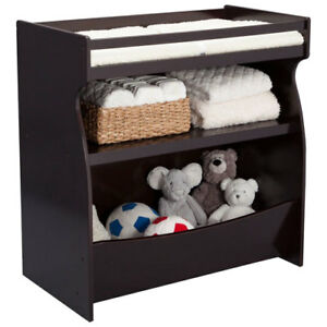 Delta Children Gateway 3-Shelf Changing Table