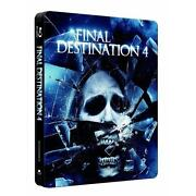 Final Destination 3D Blu Ray