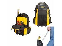 Stanley Tool Backpack with wheels!