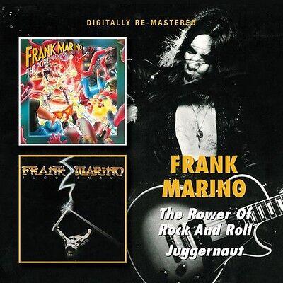 Frank Marino - Power of Rock & Roll / Juggernaut [New CD] UK - Import