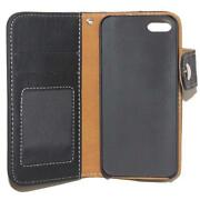 iPhone 5 Wallet Case Black
