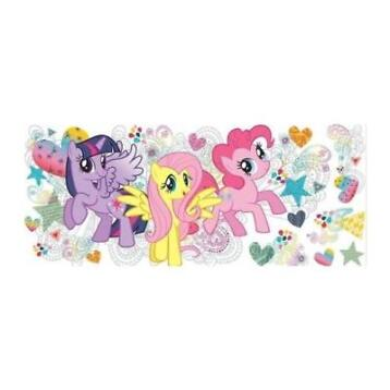My Little Pony Roommates muursticker