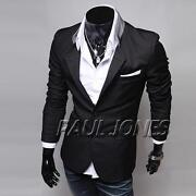 Korean Men Blazer