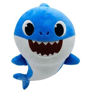 Daddy Shark Singing Plush BRAND NEW (Hot Sold out Toy)