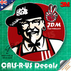JDM Custom Car & Truck Decals
