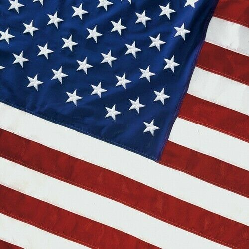 Commercial Grade Valley Forge American Flag 4