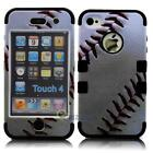 iPod Touch 4 Case Baseball