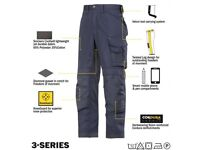 Brand new snickers craftsman work trousers (tools)