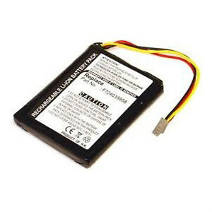 Battery 4 TomTom One XL V2 V3 V4 GPS F650010252 F709070710 F724035958