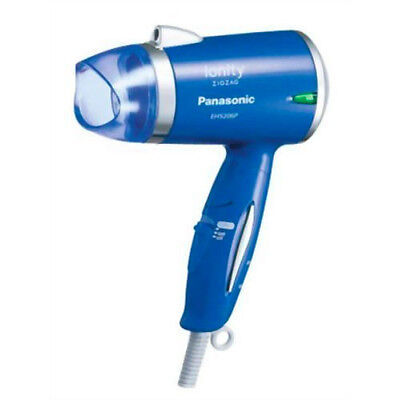 PANASONIC Negative Ion ZIGZAG IONITY Hair Dryer EH5206P-A Bl