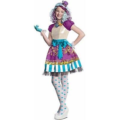 Ever After High Kostüme Madeline Hatter (Disguise Costumes Ever After High Madeline Hatter Girls Costume Size M)