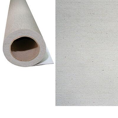 Rolle Baumwoll Mischgewebe weiss grundiert 160x200cm (4.99€/qm)