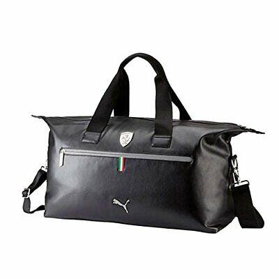*NEW GENUINE PUMA FERRARI* - Official Bag Ferrari Weekender (Black) from Puma