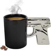 Pistol Coffee Cup
