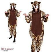 Ladies Fancy Dress Costumes Tiger