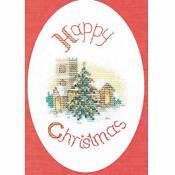Cross Stitch Christmas Card Kits