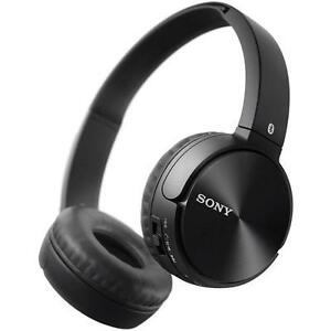Sony MDRZX330BT/B Bluetooth Stereo Headsets