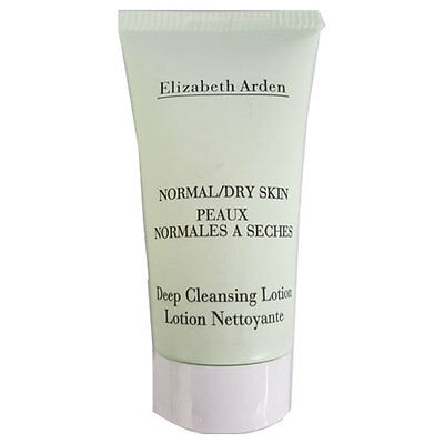 Elizabeth Arden Deep Cleansing Lotion for Normal / Dry Skin 1 oz / 30 ml