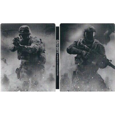 ohne Spiel Call of Duty Infinite Warfare Steelbook NEUWARE