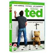 Ted Movie DVD