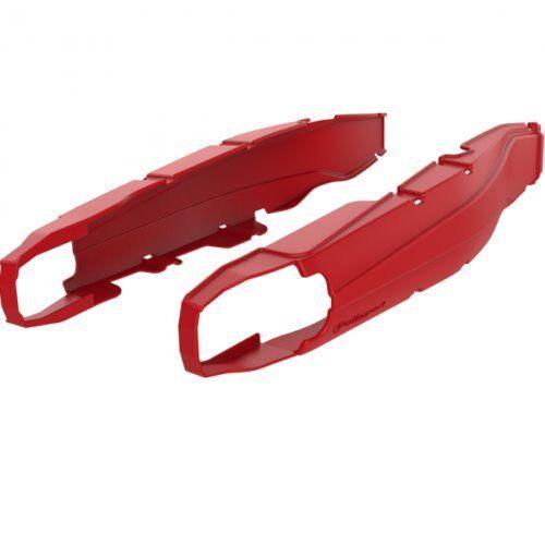 New Polisport Beta RR 250 300 350 489 X Trainer 300 16-18 Swingarm Protector Red