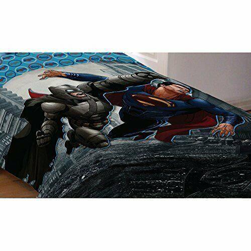 Batman Vs Superman Reversible Comforter, Twin/Full