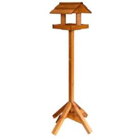 NEW TOM CHAMBERS BIRD RETREAT WILD BIRD TABLE