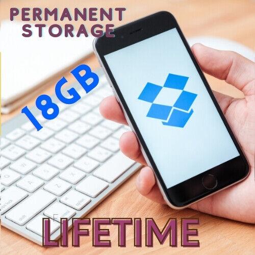 Dropbox 18GB Lifetime Storage Through Referral Within 3 Days