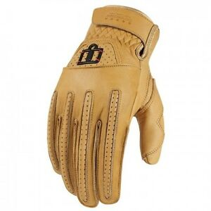 ICON 1000 RIMFIRE GLOVES/GANTS DE MOTO ICON 1000 RIMFIRE