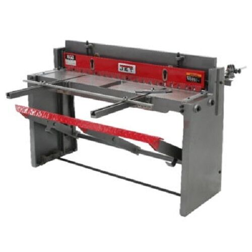 "BRAND NEW JET FS-1652J, 52"" x 16 Gauge Foot Shear  # 756202"