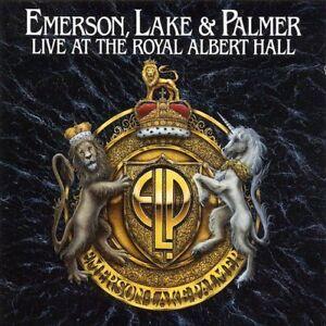 Emerson, Lake & Palmer Live at the Royal Albert Hall CD