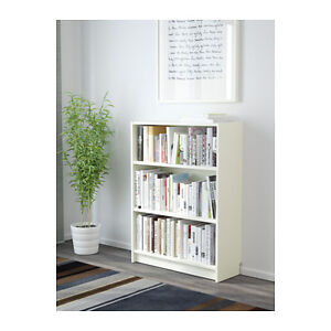 2 IKEA Billy Bookcases