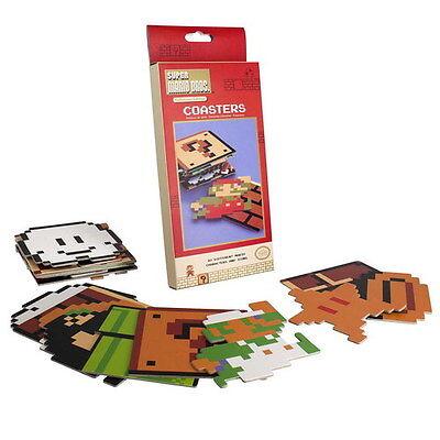 Untersetzer Super Mario Bros Nintendo Produkt Original mit Lizenz