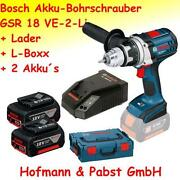 Bosch GSR 18 VE-2-LI