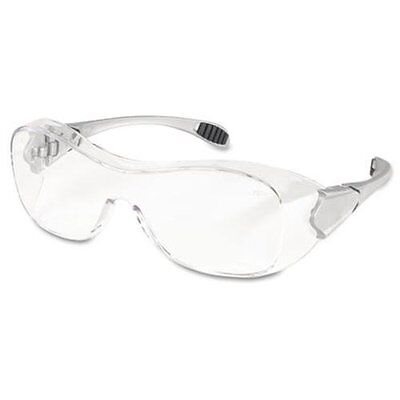 Crews Law Otg Safety Glasses - Fog Eye Ultraviolet Protection - Thermoplastic