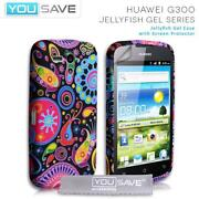 Huawei Ascend G300 Gel Cover