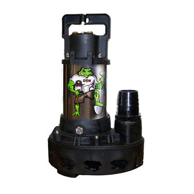 Anjon Big Frog 5500 Pump - 5500 GPH