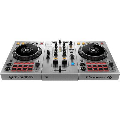 Pioneer DJ DDJ-400-S Portable 2-Channel rekordbox DJ Controller (Silver) segunda mano  Embacar hacia Argentina