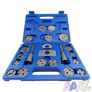 Universal 22pc Disc Caliper Brake Piston Rewind Tool Kit Set Wind Back Car Auto